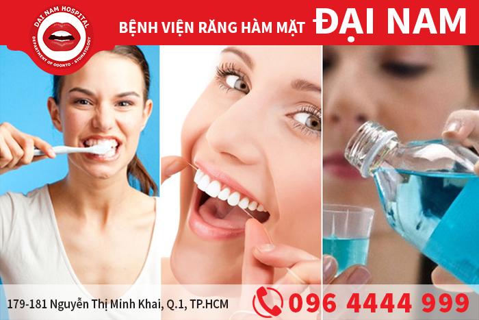 Mẹo chăm sóc răng thật tốt sau khi cấy ghép Implant
